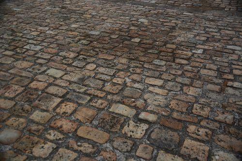 gatvė, brangakmeniai, žalą, senas miestas & nbsp, pėsčiųjų gatvė, senas, senoji akmeninė gatvė