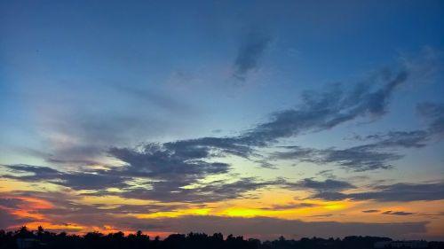 Vietnamas,šventykla,slėnis,pagoda,banga,ežeras,kelionė,buda,saulėlydis,saulės šviesa,šviesa,dangus,debesis