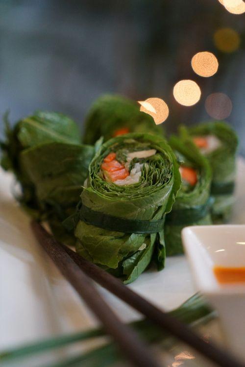 Vietnamas,vietnamiečių,valgyti,suktinukai,vasaros ritinėliai,frisch,skanus,restoranas,restoranas veganas,sveikas,žaliavinis,žaliavinis veganas