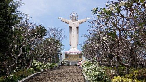 Vietnamas, Kristus, Vung Tau