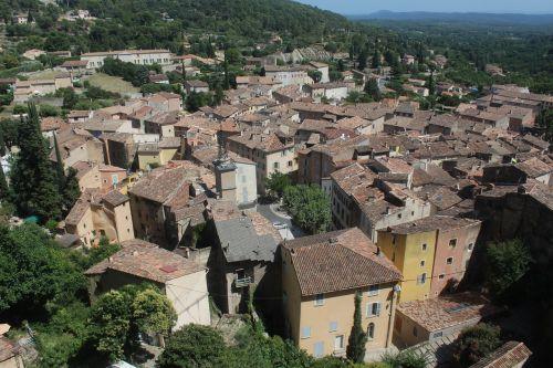 kaimas,namas,prancūzų kaimas,turizmo miestas,kalnų kaimas,senas namas,seni namai,būstas,turistinis