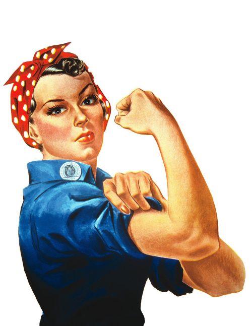 vintage,plakatas,derlius plakatas,moteris,asmuo,žmonės,rosie riveter,karo plakatas,jėga,drąsos,retro,reklama