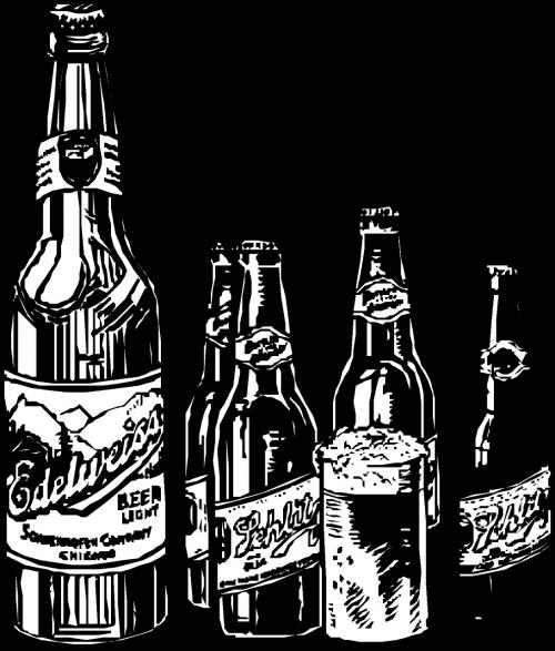 vintage,Iliustracijos,alus,butelis,užvirinti,alaus darykla,retro atvaizdas,brėžiniai,retro clip art,50s,klasikinis,retro,penkiasdešimt