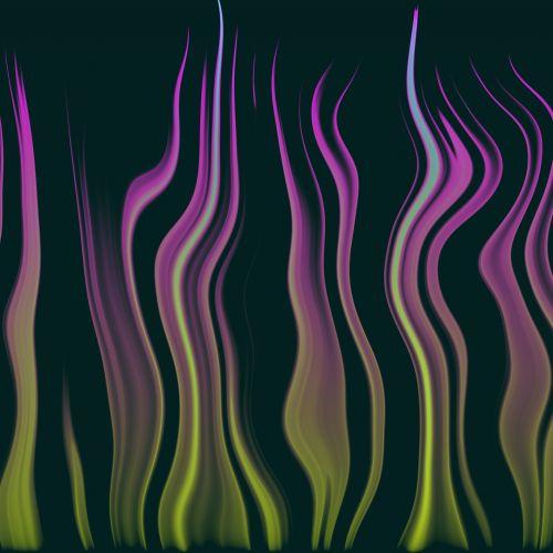 juoda, violetinė, spalva, Ugnis, liepsna, liepsnos, deginti, gyvas, animacinis, ciklą, mirgėjimas, mirgėjimas, liepsna, deginimas, dujos, plazma, karštas, švytėjimas, fonas, fonas, figūra, poveikis, tapetai, violetinė liepsna