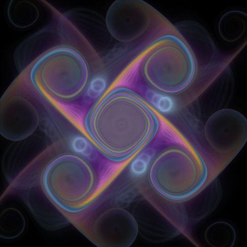 fraktalas, turbina, violetinė, greitis, juoda, fonas, kreivės, violetinis greitis