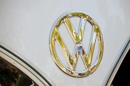 volkswagen,  mark,  chrome,  doré,  car,  vehicle,  logo