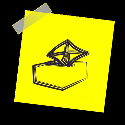 balsas,rinkimai,balsavimas,apklausa,sprendimas,politinis,demokratija,vyriausybė,kampanija,simbolis,išrinkti,piktograma,geltona lipdukė,pastaba,rašyti pastabą