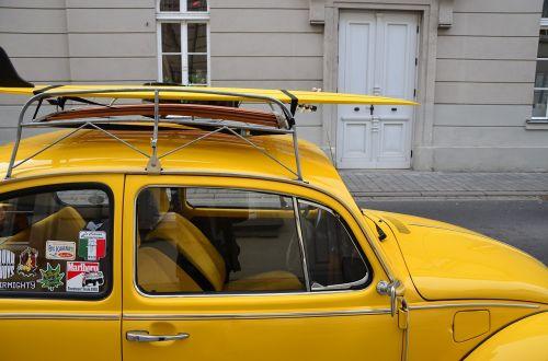vw vabalas,automatinis,Volkswagen,porteris,klasikinis,vabalas,vw,transporto priemonės,geltona,geltonas vw vabalas