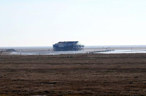 wadden jūra,Šiaurės jūra,Nordfriesland,vatai,pasaulio paveldo jūra,Nacionalinis parkas,kranto,st peter obi