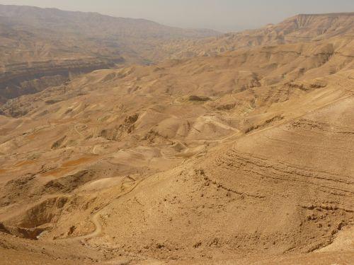 Wadi Mujib, Jordan, Šventė, Kelionė, Artimieji Rytai, Dykuma, Smėlis, Kraštovaizdis