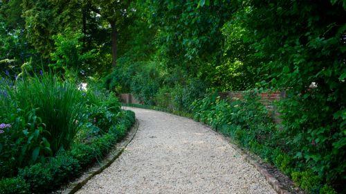 praeina, grožis, ramus, gėlės, Persiųsti, sodas, žaluma, žygis, jaunt, lauke, kelias, kelias, taikus, augalai, krūmai, medžiai, utopija, vaikščioti, vaikščiojimas & nbsp, takas, takas, kelias, zen, vaikščiojimo takas sodas