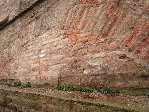 siena,miesto siena,Uždaryti,akmeninė siena,plytų siena,apvali arka,augsburg,Viduramžiai,istoriškai,architektūra,ištemptas