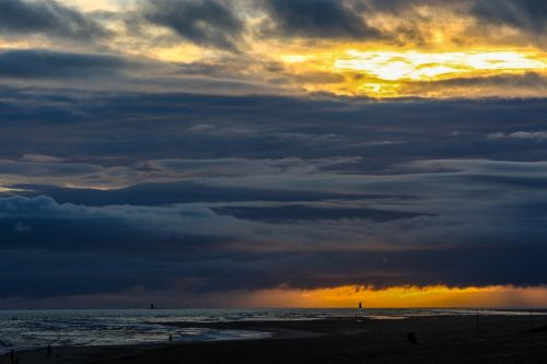 Wangerooge,Šiaurės jūra,švyturys,saulėtekis,dangus,sala,papludimys,jūra,gamta,debesys,gražus,kranto,wadden jūra