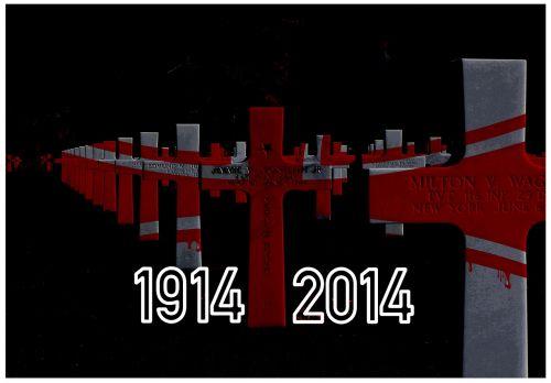 Karas, Pasaulinis Karas, Pirmasis Pasaulinis Karas, 1914, Kryžiai, Kareiviai, Jubiliejus, Karo Memorialas, Paminėti, Paminklas