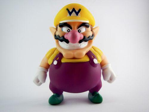 Wario,Nintendo,mario