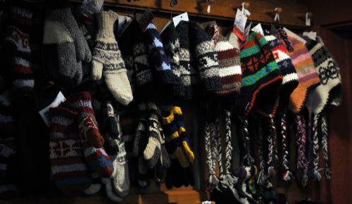 žiema, pirštinės, trikotažo, pirštinės, šiltas, drabužiai, apranga, mezgimas, šiltas trikotažas parduoti