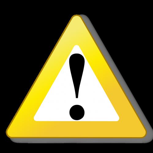 warnschild,įspėjimo trikampis,dėmesio,šauktukas,įspėjimas,skydas,kelio zenklas,kelio ženklas,kelio ženklas,pavojingas taškas