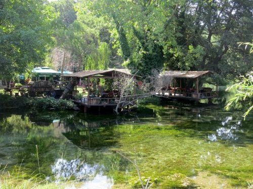 vanduo,kotedžai,albania