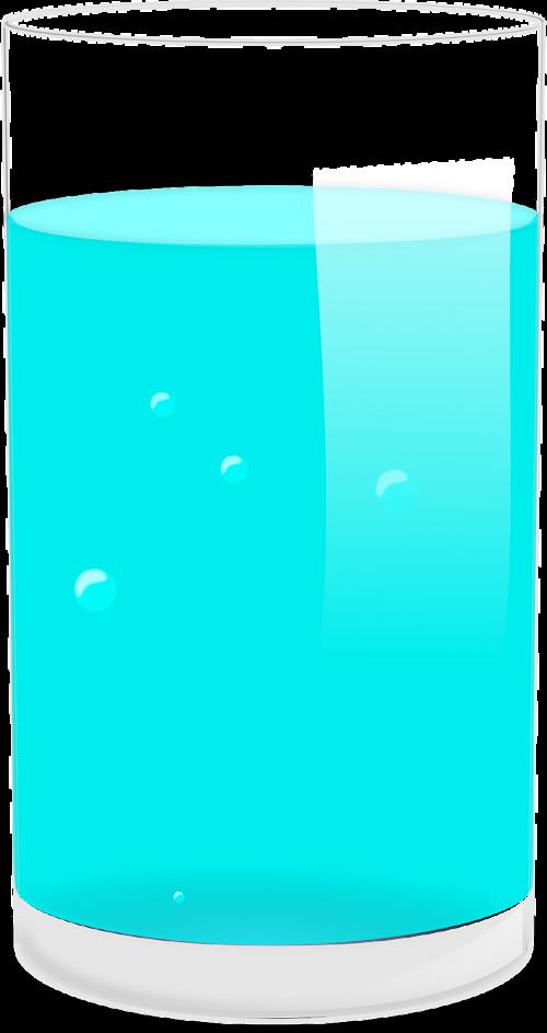 vanduo,stiklas,gerti,gėrimas,taurė,aqua,skystas,skystis,pilnas,gerti,ištroškęs,nemokama vektorinė grafika