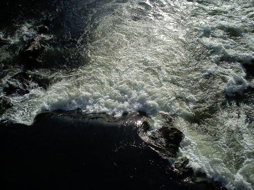 vanduo,eddy,burbulas,švirkšti,putos