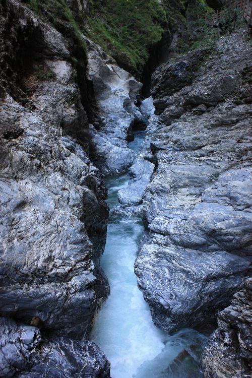 vanduo,Rokas,gamta,Clam,Gorge