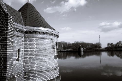 vandens menas, vandens saugykla, muziejus, kaltehofe, rothenburgsort, juodas forografie baltas, hamburgas, Hanzos miestas Hamburgas, hamburgensien, be honoraro mokesčio