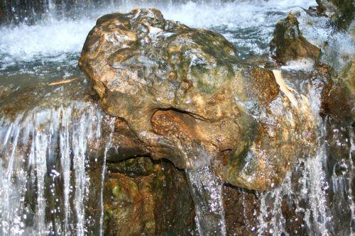 Kriokliai,  Fontanas,  Gamta,  Vanduo,  Vanduo & Nbsp,  Kritimo,  Krioklys,  Vanduo & Nbsp,  Uolos,  Akmenys,  Vanduo Virš Uolų