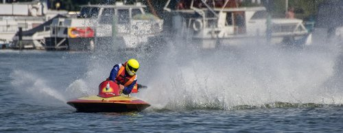 vandens sportas, Motorinė valtis rasės, Sportas, lenktynių, Motorsport, lenktynių valtis, lenktynės, Berlynas, motorinis, Grünau, varzybos, valtis, automobilių lenktynių valtis, greitis, greitas, vasara