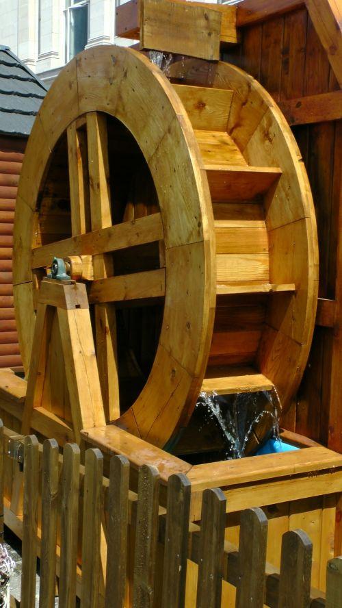 vanduo, ratas, vandens ratas, vandens malūnas, vandens malūnai, vandens ratai, ratai, hidroenergija, elektrinis, elektra, generuoti, generatorius, generuoja, vandens ratas