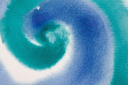 akvarelė,akvarelė,dažyti,fonas,spalva,šlapias šlapias,paleisti,turkis,mėlynas,dažytos,vaizdas,dažymas,spiralė