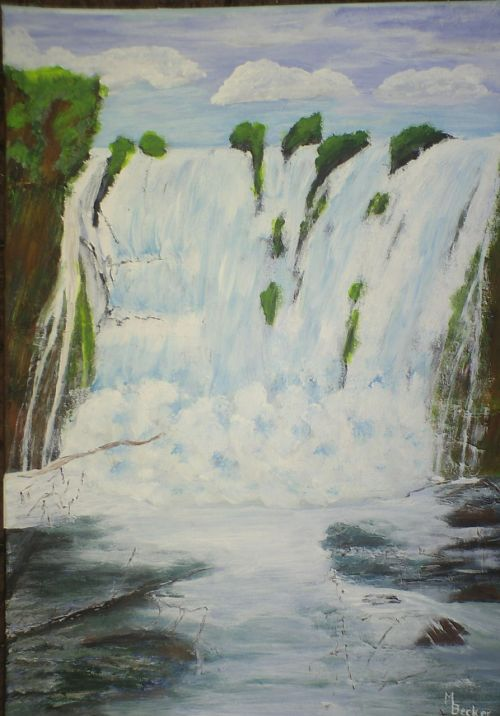 krioklys,vanduo,upė,dažymas,vaizdas,menas,dažyti,spalva,meniškai,paveikslų tapyba,menininkai,kompozicija,kūrybiškumas,meno kūriniai,amatų,drobė,dailininkas,kilniai,grafinis