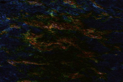 bangos ir žėrintis kraštai, bangos, žėrintis & nbsp, kraštai, juoda, fonas, bangos žėrintis kraštus