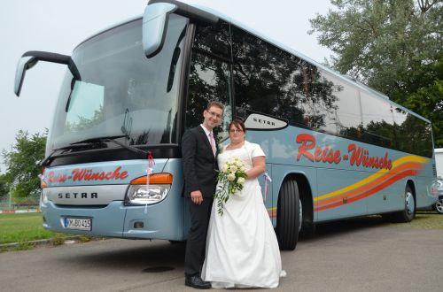 Vestuvės,autobusas,šventė,šeima,mėgėjai,santuoka