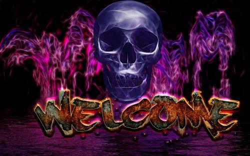 fonas, menas, šviesus, išvirtimas, žėrintis, apdaila, tamsa, Sveiki, niūrus, dekoratyvinis, kaukolė, Sveiki