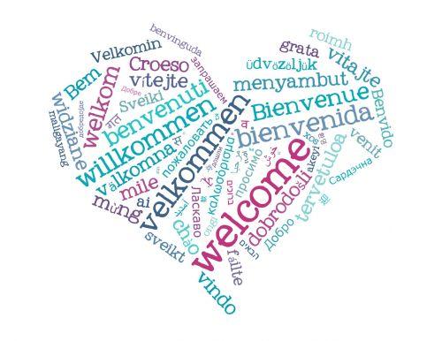 fonas, debesis, skirtingos, visuotinis, grafika, iliustracija, tarptautinis, kalbos, tagcloud, tekstas, Sveiki, žodis, wordcloud, visame pasaulyje, mėlynas, Alyva, izoliuotas, sveiki širdis mėlyna