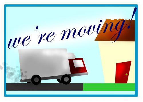 judėti, juda, namai, namas, verslas, sunkvežimis, pastebėti, grafika, fonas, kortelė, adresas, mes juda!