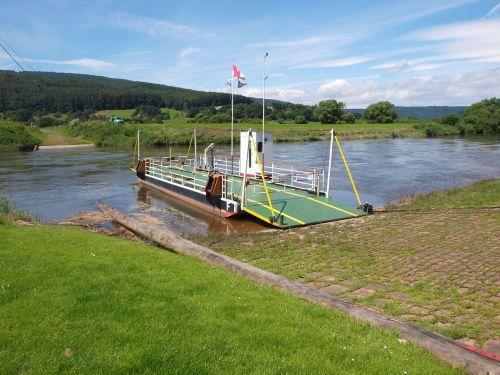 Weser, Dviračių Takas, Godumo Lynas, Keltas