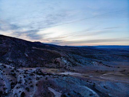 vakarų & nbsp, spalvotas, Colorado, dykuma, didelis & nbsp, dykumas, drone & nbsp, fotografija, mavic & nbsp, oras, Colorado & nbsp, nacionalinis & nbsp, paminklas, vakaras link colorado saulėlydžio
