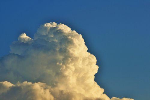dangus, debesis, tankus, balta, cumulus, baltas debesys 1