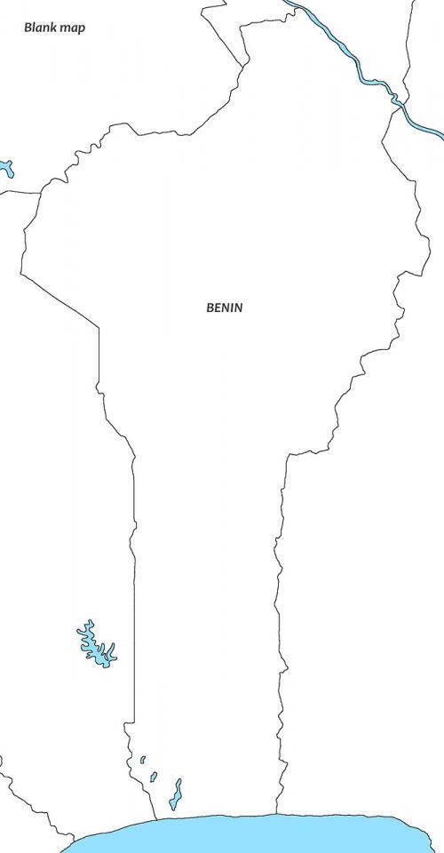 baltas žemėlapis,Beniinas,Beninas,žemėlapis tuščias,Vakarų Afrika,žemėlapis,pasaulis