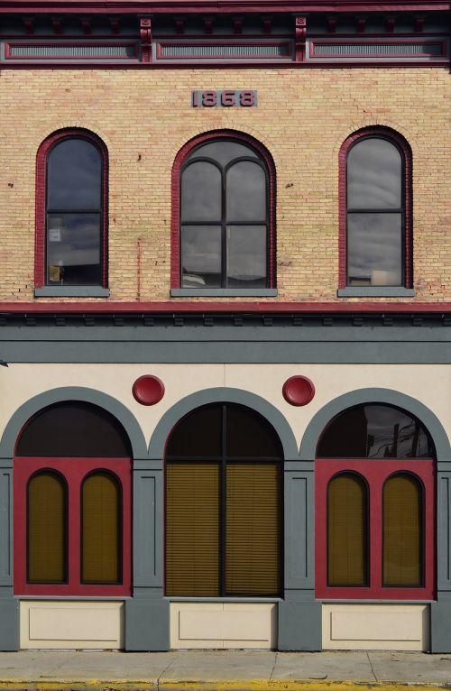 langai,pastatai,a,architektūra,architektūra,Elkhart,indiana,usa,eksterjeras,dizainas,grafika