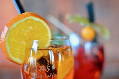 vynas,stiklas,baras,oranžinė,gėrimai,ledas,sultys,šaltas,gėrimai
