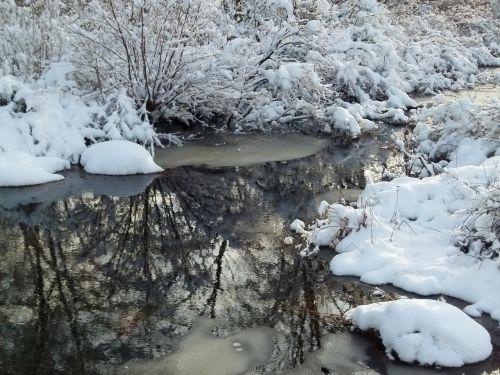 Žiema, Sniegas, Sniegas, Šaltas, Mėlynas, Kraštovaizdis, Sniegas, Ledas, Medis, Snowdrift, Saulėtas
