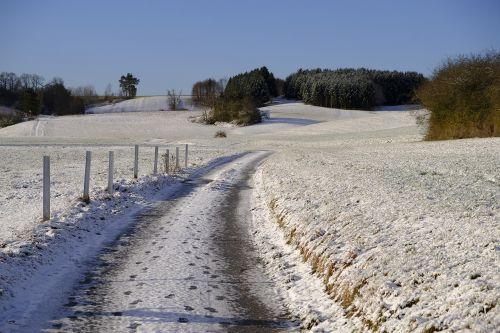 žiema,sniegas,snieguotas,gamta,kraštovaizdis,kelias,pėdsakai,spaudiniai,toli,purvo kelias,juostos,miško kelias,žiemą,žiemos sprogimas