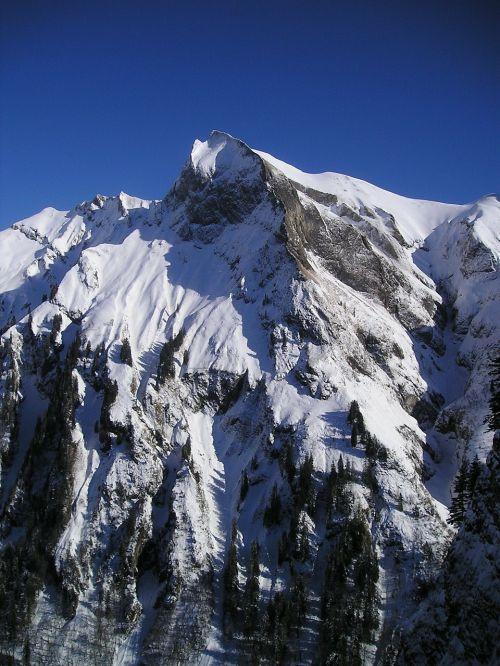 žiema,alpinizmas,bergsport,Alpių,kalnai,šaltas,dangaus ragas,Allgäu,Vokietija
