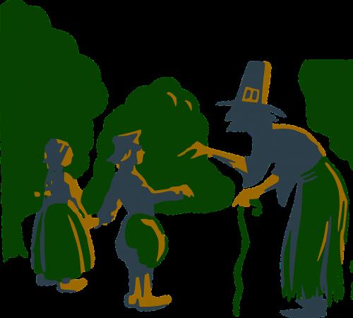 ragana,hansel,gretel,senas,berniukas,mergaitė,vaikai,medžiai,miškas,istorija,brolis,sesuo,žingsnis mama,pasaka,pasaka,pasakos istorija,aukšta istorija,nemokama vektorinė grafika
