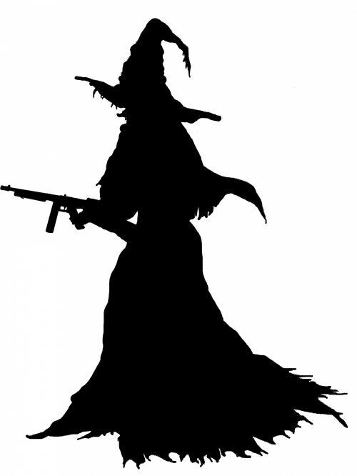 siluetas, siluetai, kontūrai, šešėlis, šešėliai, clip & nbsp, menas, j & nbsp, r & nbsp, libby, iškarpų albumas, laužas & nbsp, knyga, Scrapbooking, ragana, raganos, velnias, blogis & nbsp, ragana, baugus, Halloween, juoda ir ragana, burtai, pranašai, šventė, atostogos, pistoletas, ginklai, mašina & nbsp, ginklą, kostiumas, ragana