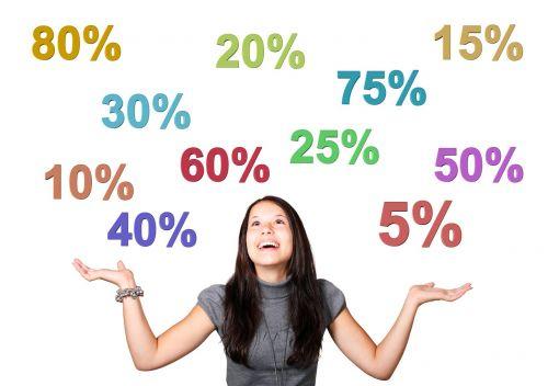 moteris,mergaitė,proc.,kainos,apsipirkimas,galutinis pardavimas,pranašumas,nuolaida,pigiau,vasaros pardavimas,sutaupyti,pardavimas,būgnų verslas,džiaugsmas,vaizdas,vargšas,skleisti,asmuo