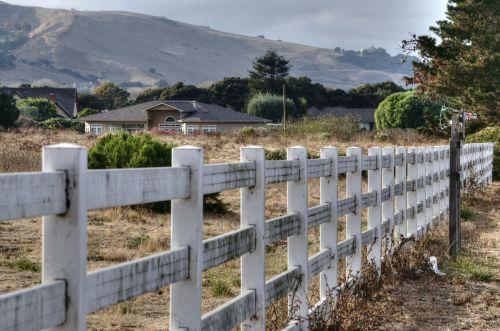 tvora, medžio geležinkelio tvora, balta tvora, ranča, kaimas, Šalis, ūkis, medinių griovių tvora ant rančo