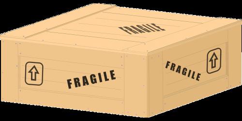 medinė dėžė,trapi,dėžė,kroviniai,dėžė,mediena,nemokama vektorinė grafika